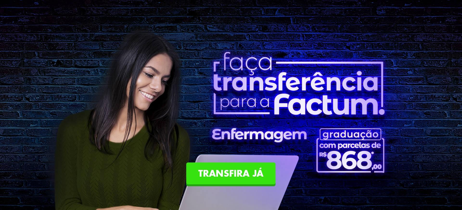 Transferência Factum